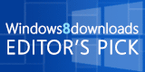 Windows8downloads EDITOR'S PICK