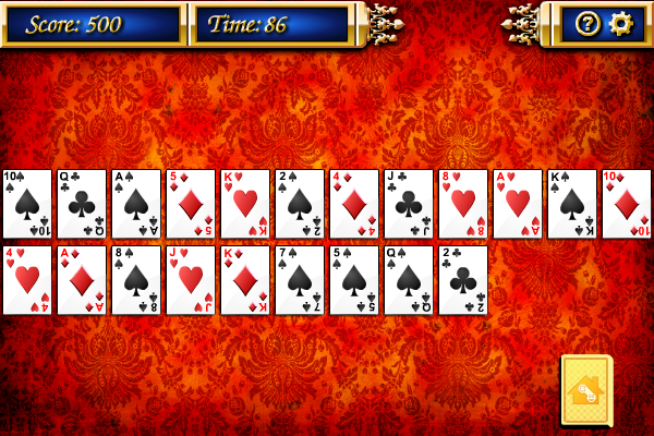 Click to view Accordion Solitaire screenshots