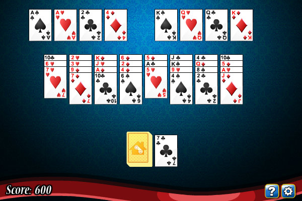 Click to view Alhambra Solitaire screenshots