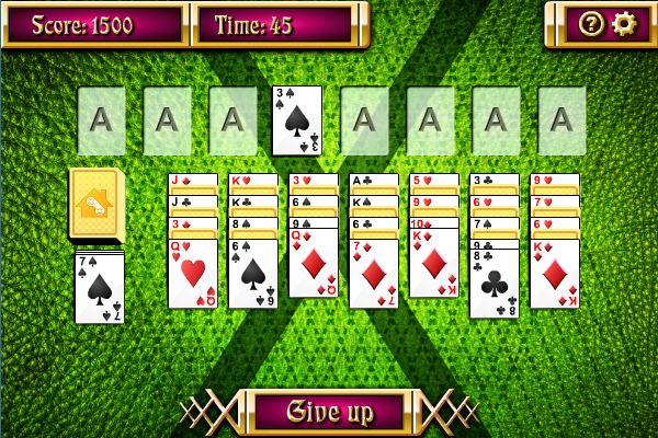 Click to view Alternation Solitaire screenshots