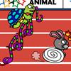 동물 올림픽 - 허들