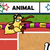 Tierolympiade - Dreisprung
