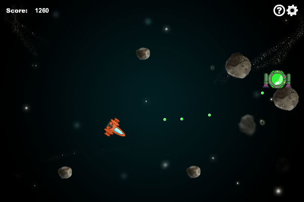 Click to view Asteroids screenshots