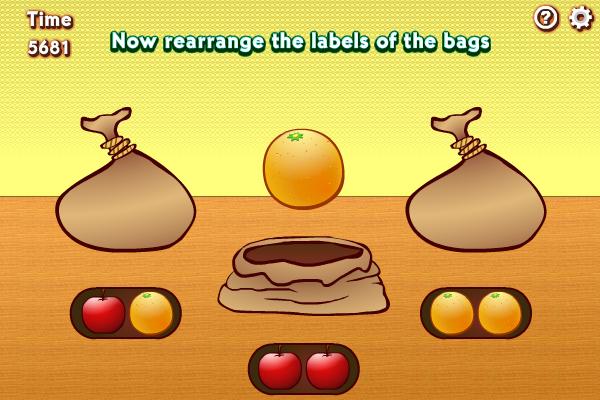 The Three Bags screenshot