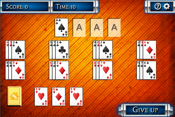 Click to view Belvedere Solitaire screenshots
