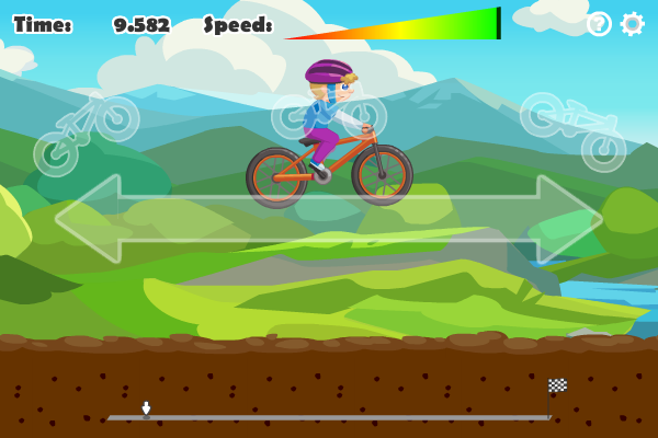 Click to view BMX Racing screenshots