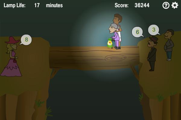 Bridge Crossing screenshot