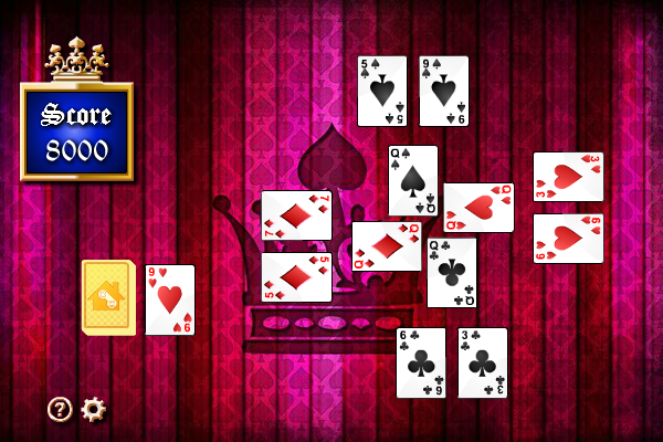 Click to view Captive Queens Solitaire screenshots