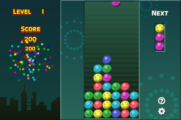 Click to view Firework Columns screenshots