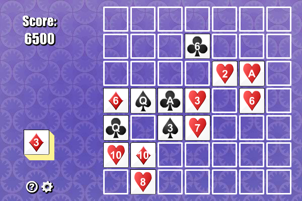 Click to view Crossword Solitaire screenshots