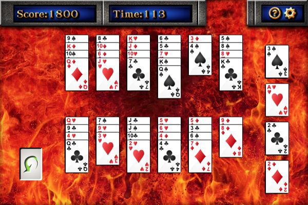 Click to view Cruel Solitaire screenshots