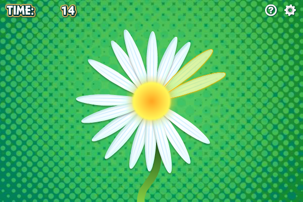 Daisy Petals screenshot