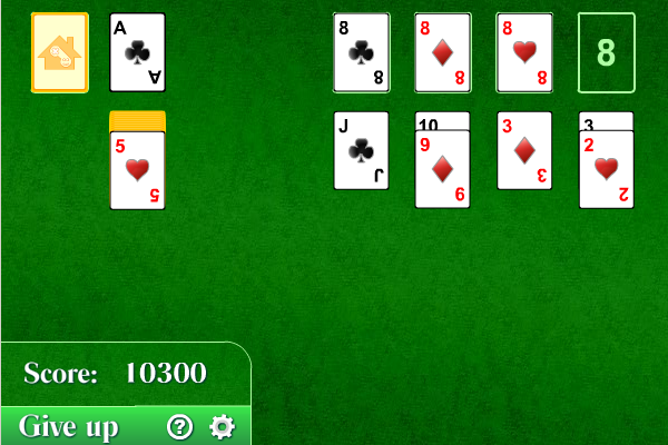Click to view Demon Solitaire screenshots