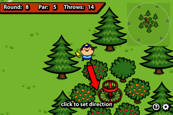 Click to view Disc Golf screenshots
