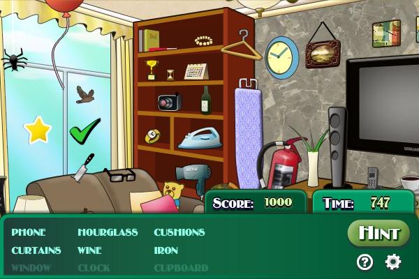 Eyesight Challenge screenshot