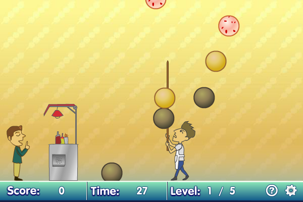 Click to view Fish Ball Strings screenshots