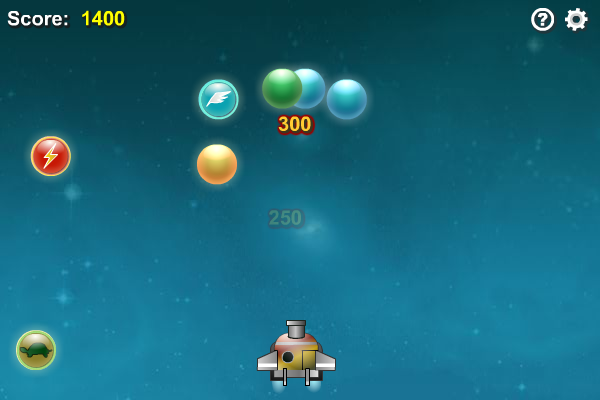 Fission Balls screenshot