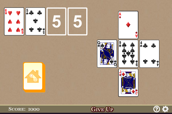 Click to view Florentine Solitaire screenshots