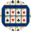 Solitaire Four Square