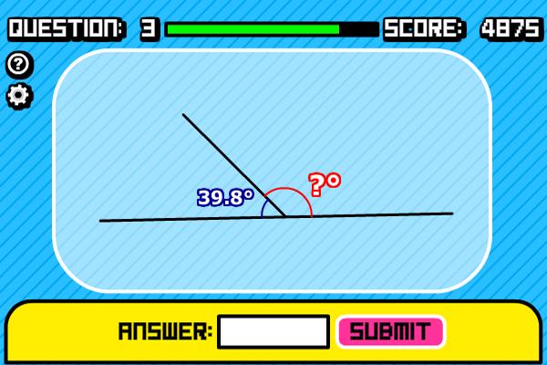 Click to view Geometry Quiz screenshots