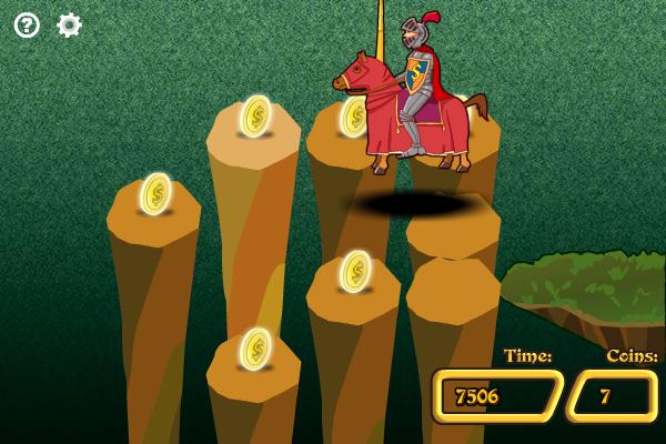 Greedy Knight screenshot