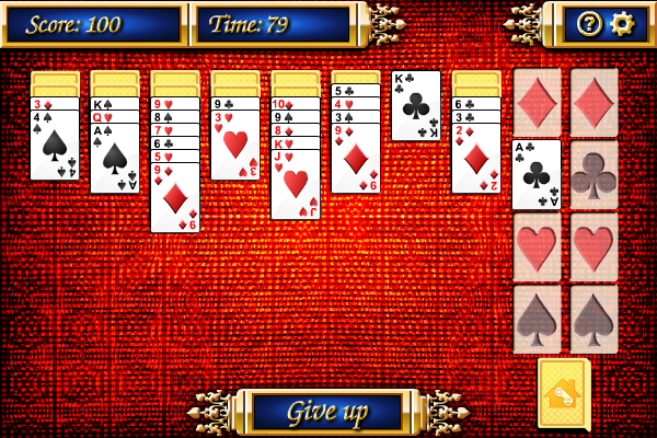 Click to view Gypsy Solitaire screenshots