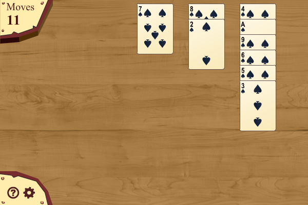 Click to view Tower of Hanoy Solitaire screenshots