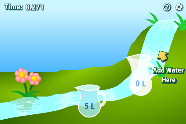 Water Jars screenshot