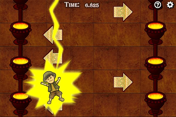 Click to view Jumping Arrows screenshots