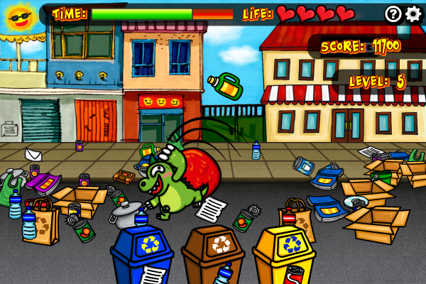 Click to view Junk Monster screenshots