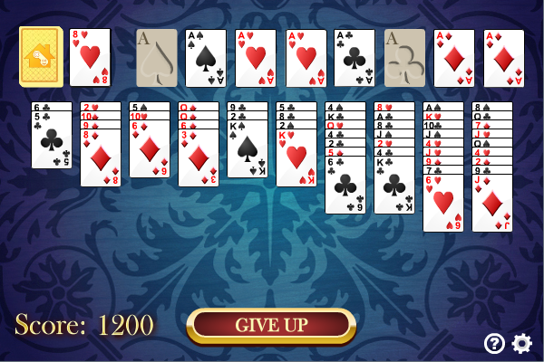 Click to view Lady Jane Solitaire 1.0.0 screenshot