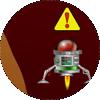 الهبوط فوق المريخ