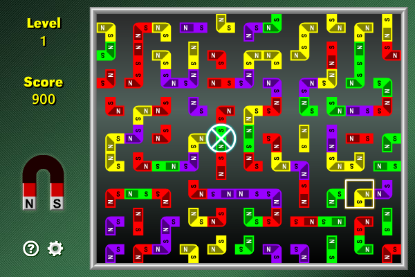 Magnets freeware screenshot