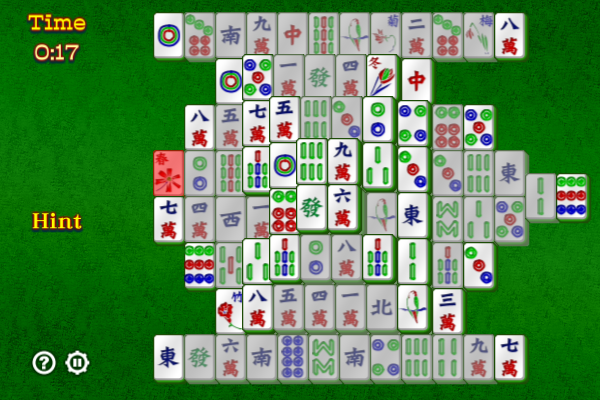Click to view Mahjongg screenshots