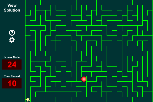 Click to view Maze screenshots