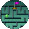 Une Course de Labyrinthe