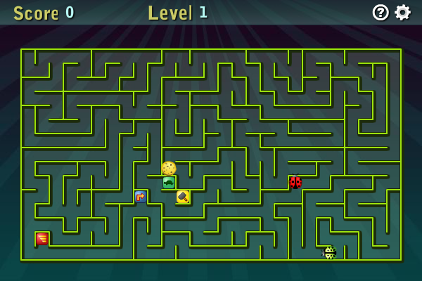 Click to view A Maze Race II screenshots