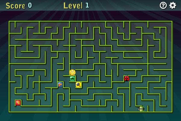 Maze race 2 free game stratosphere casino tower las vegas
