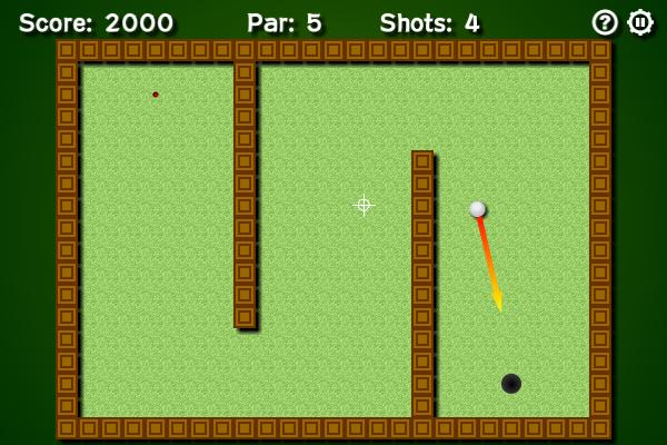Mini Golf screenshot