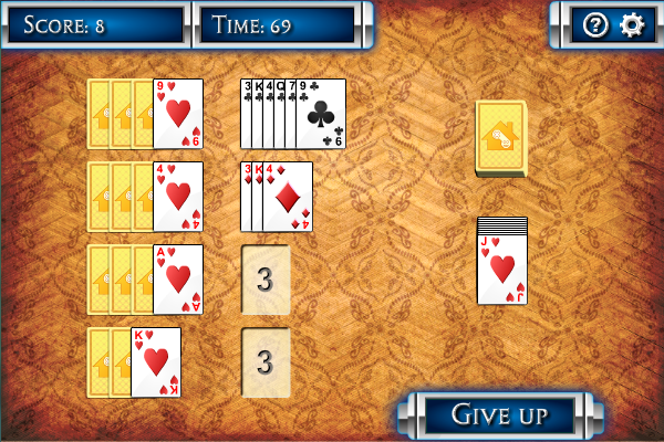 Click to view Osmosis Solitaire screenshots