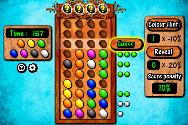 Click to view Pebbles screenshots