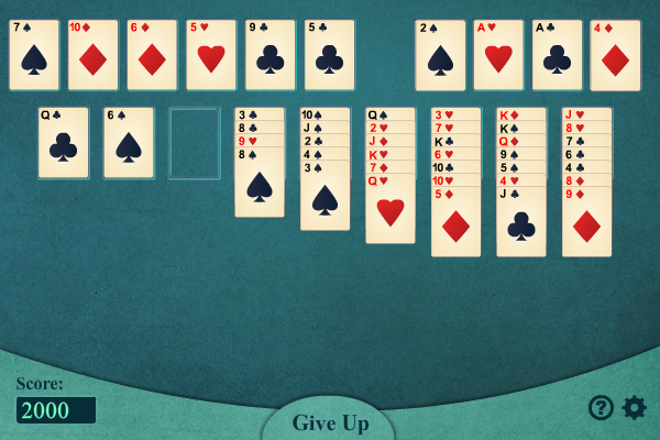 Click to view Raglan Solitaire screenshots