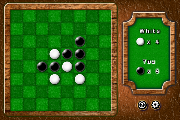 Click to view Reversi screenshots