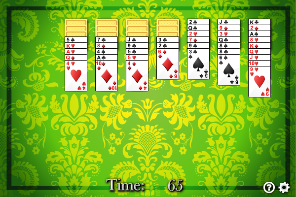 Click to view Scorpion Solitaire screenshots