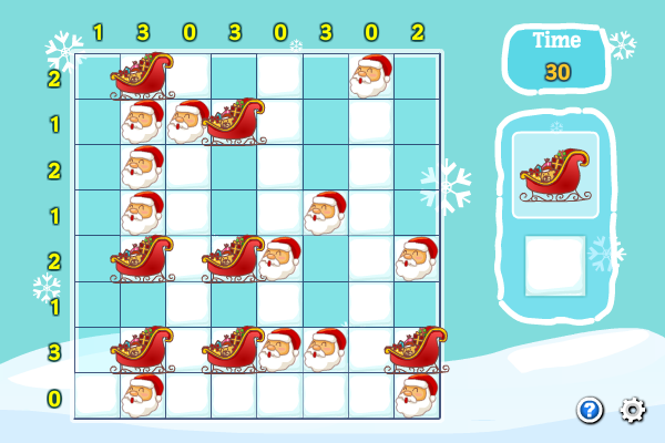 Click to view Santa's Sleigh screenshots