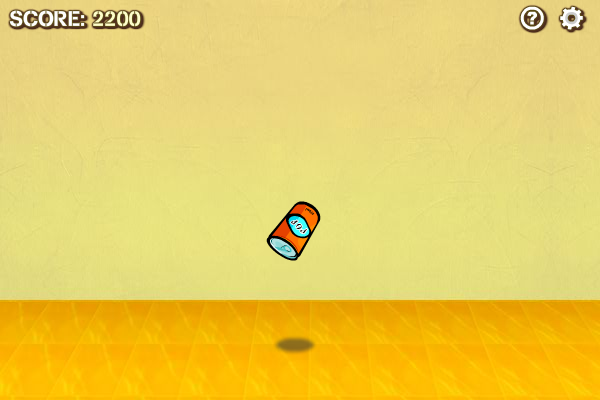 Screenshot of Slingshot Challenge