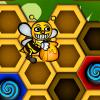 Schlaue Biene
