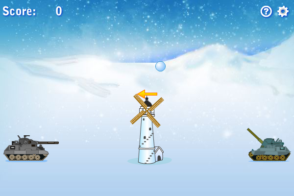 Snowball Duel screenshot