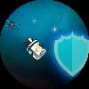Weltraum-Schutt
