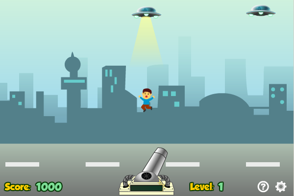 Space Kidnappers screenshot